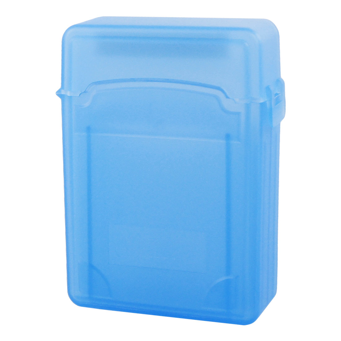 "Blue Protective 2.5"" HDD Storage Plastic Double-Deck Hard Drive Case"