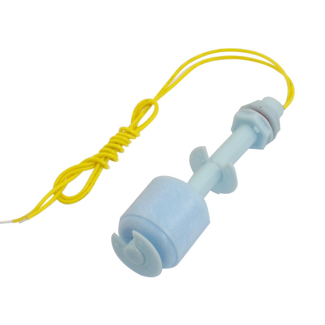 ZP7510-P SPST Blue Tank Pool Liquid Water Level Sensor Vertical Float Switch