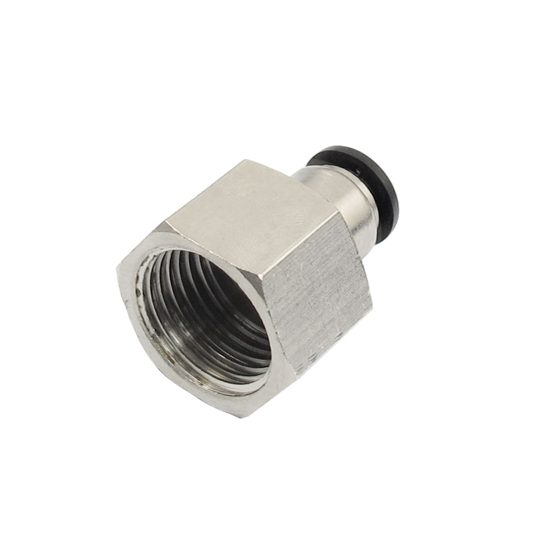 "1/2"" PT Female Thread 8mm Push In Joint Pneumatic Quick Fitting"