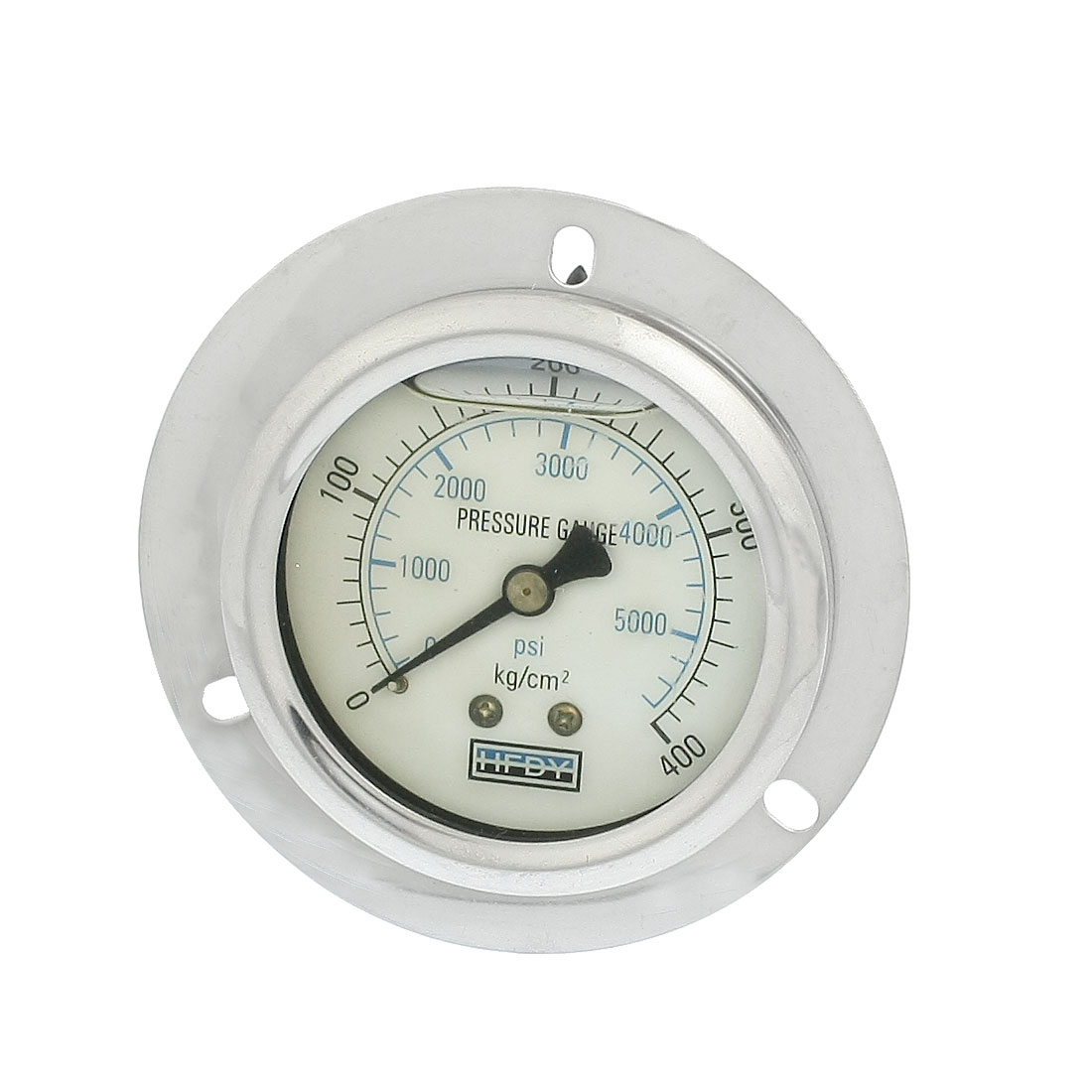 "0-5000psi 1/4""PT Axis Y-60 Model Oil Filled Pressure Gauge"