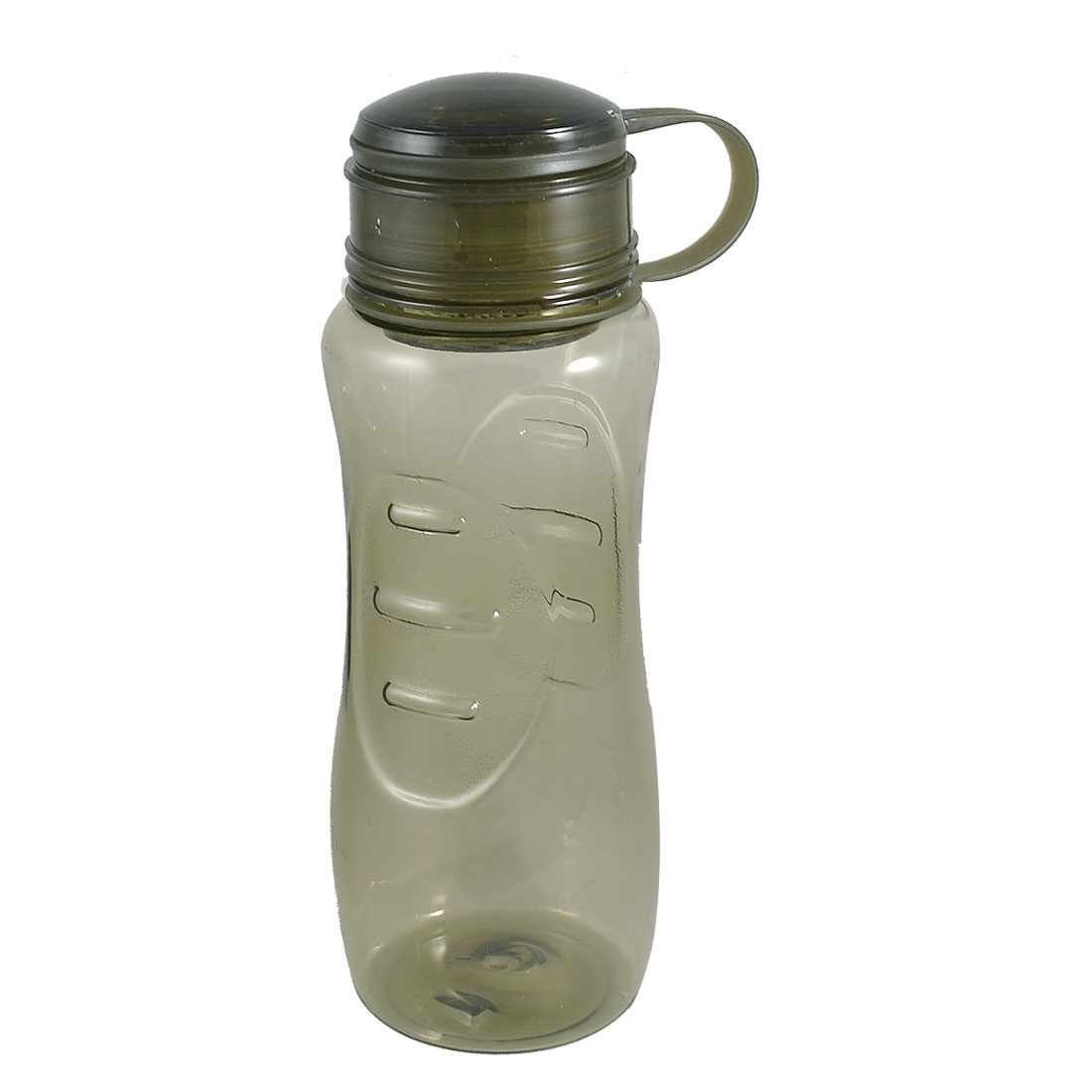 Tea Strainer Design Army Green Plastic Sports Water Bottle 700ml