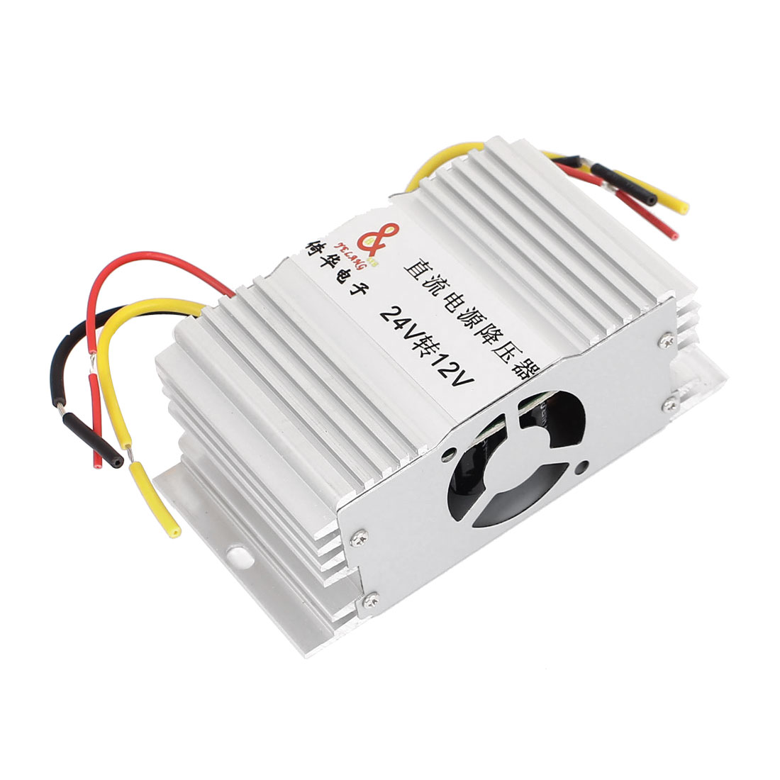 DC 24V to 12V 10A 120W Car Power Supply Transformer Converter