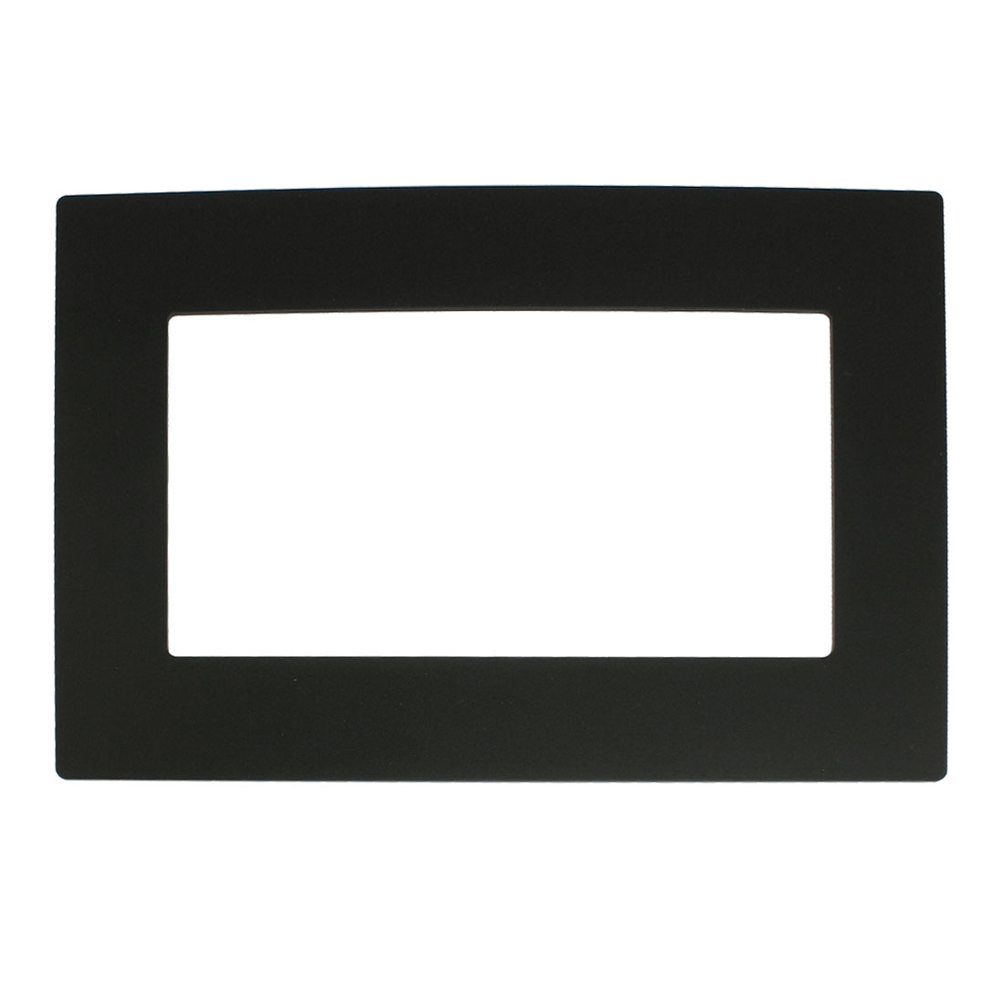Universal Double Din Frame Trim Surround Black 230mm x 168mm
