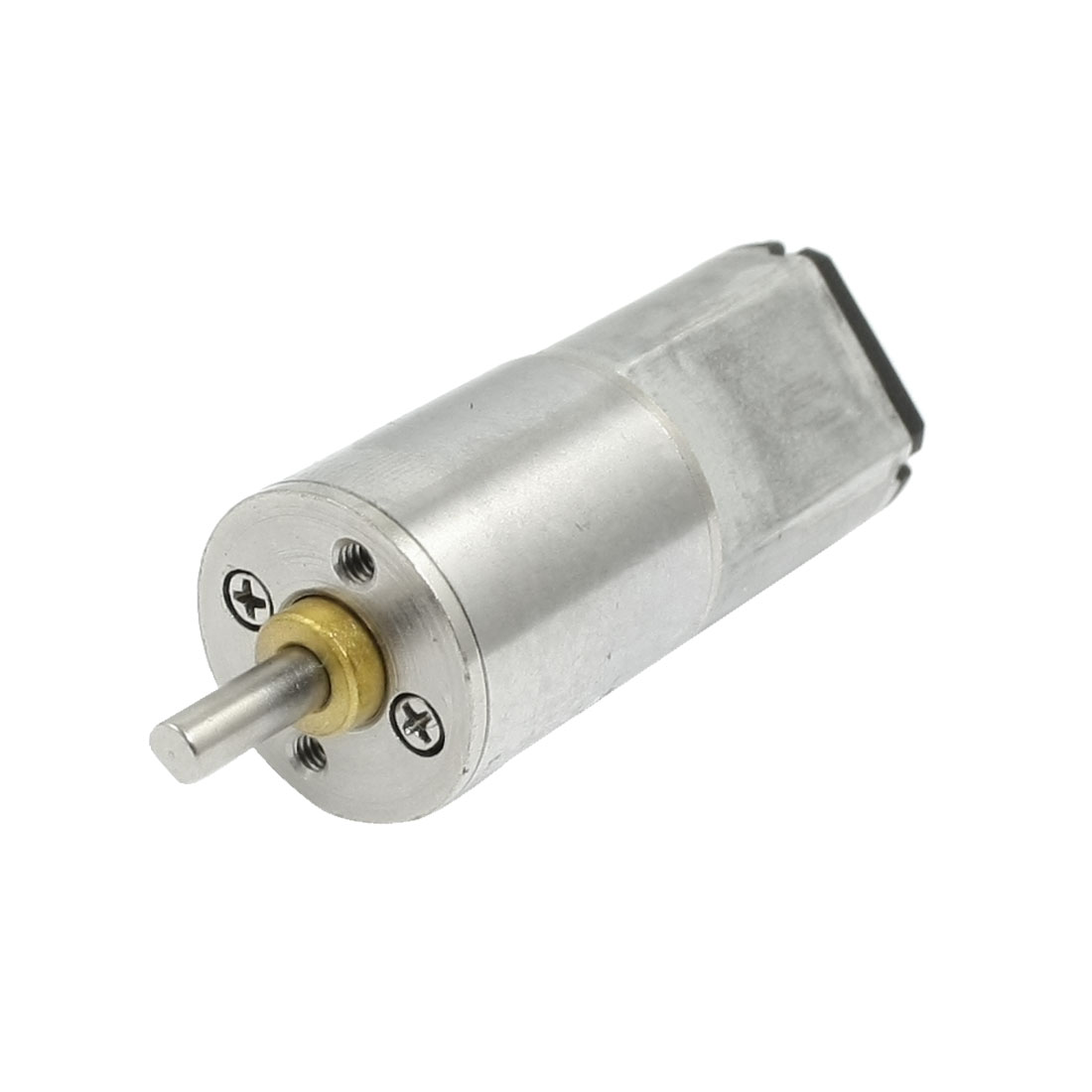 Uxcell(R) 6RPM DC 6V 0.45A High Torque Mini Electric Geared Gearbox Motor