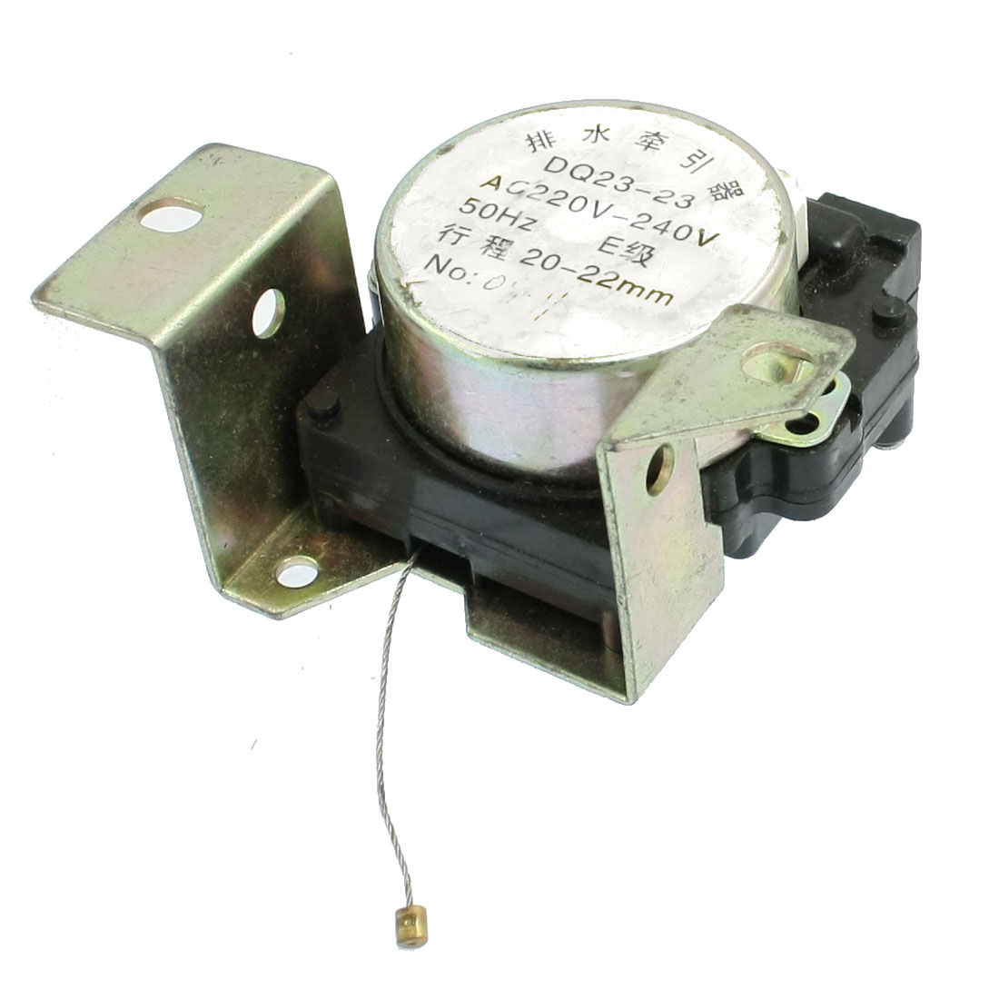 Repairing Part AC 220-240V Drain Motor Tractor for Sharp Washing Machine