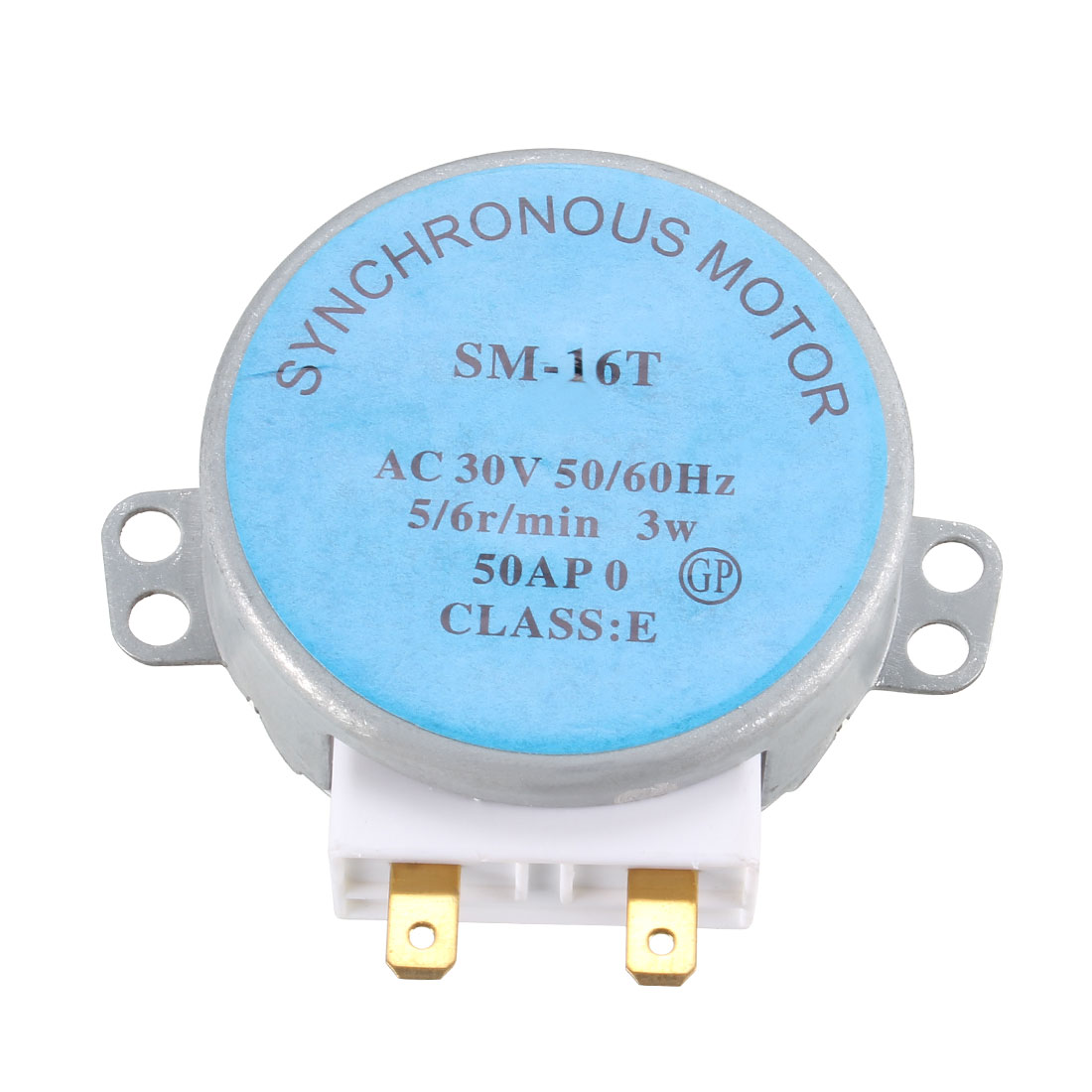 SM-16T AC 30V 3W 5/6RPM Synchronous Motor for Microwave Oven