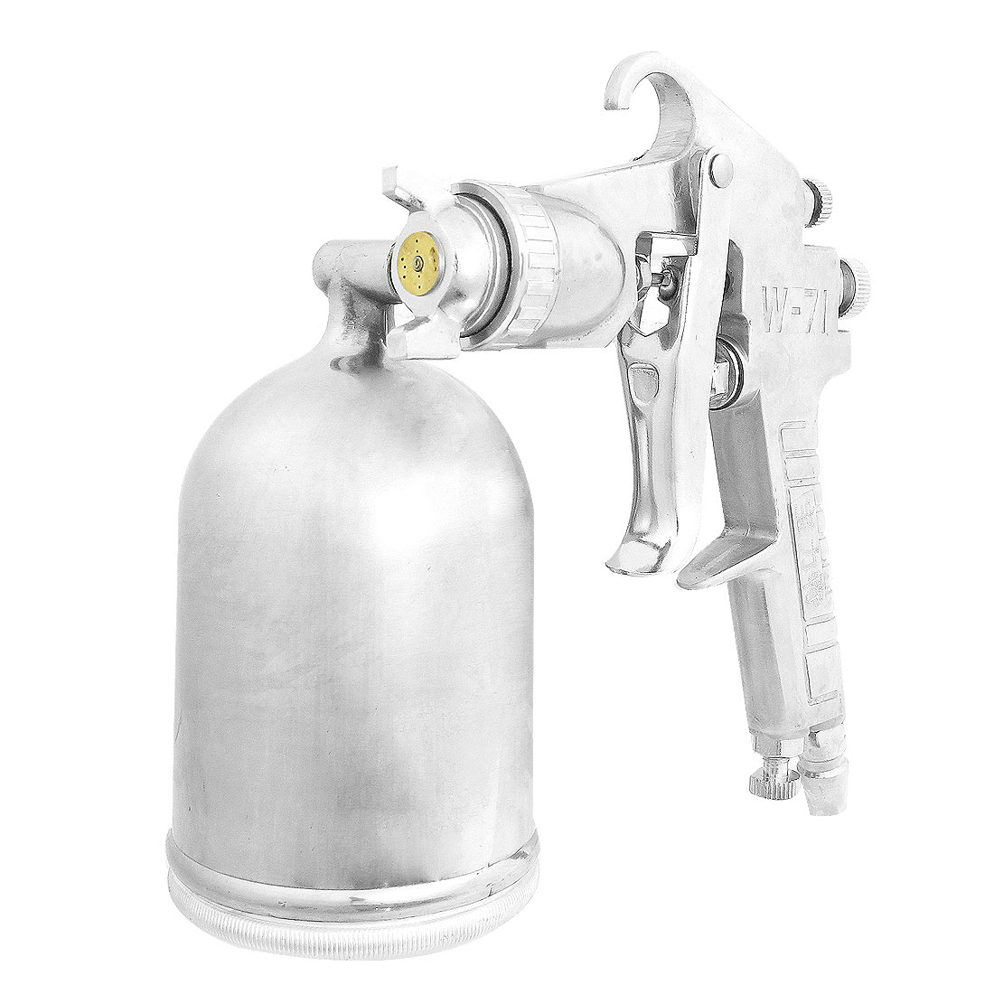 G1/4 Joint Thread 400cc Cup Spray Gun Painting Tool 1.5mm Nozzle