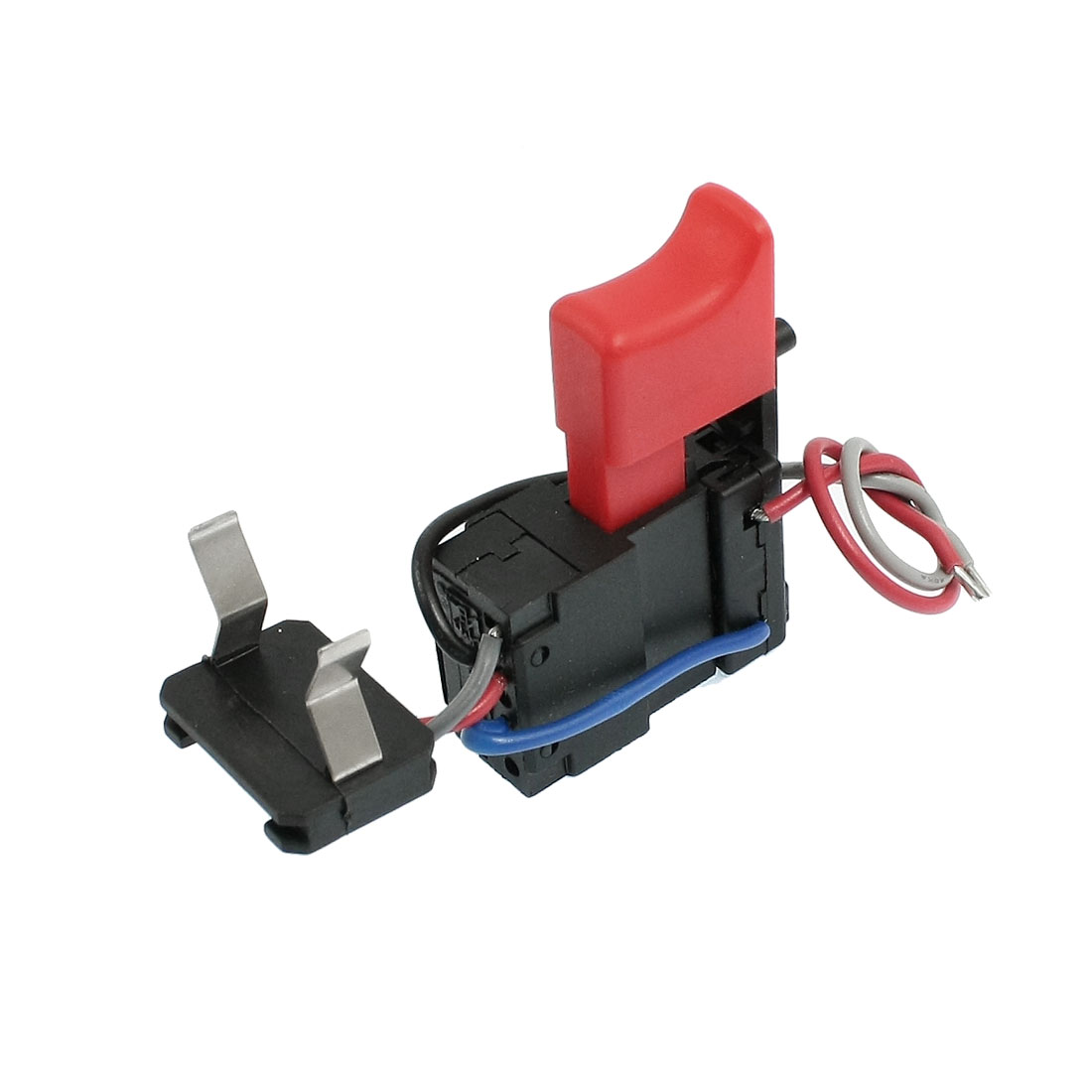 Black Red 15V 12A Electric Drill Hammer Tool Charge Speed Control Switch