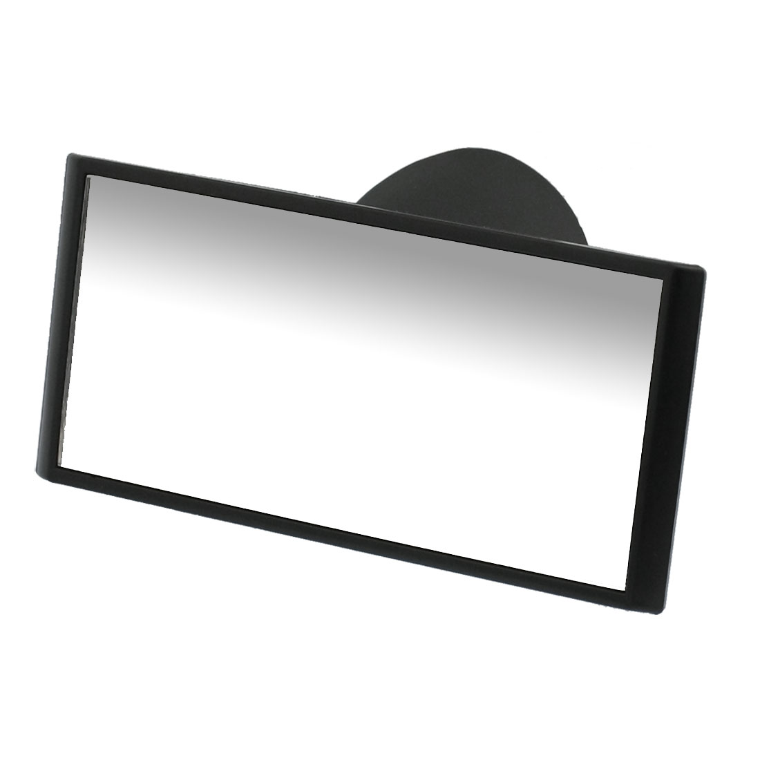 Auto Car Rectangular Black Plastic Housing Rear View Blind Spot Mirror MT-201