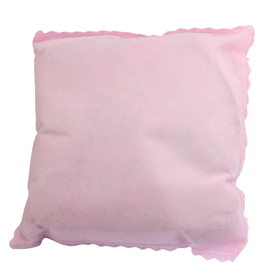 Pink Car Interior Deodorant Air Freshener Bamboo Charcoal Bag