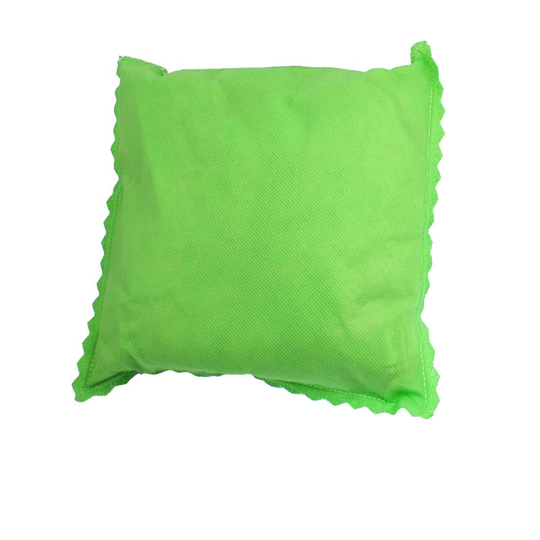 Green Car Interior Deodorant Air Freshener Bamboo Charcoal Bag