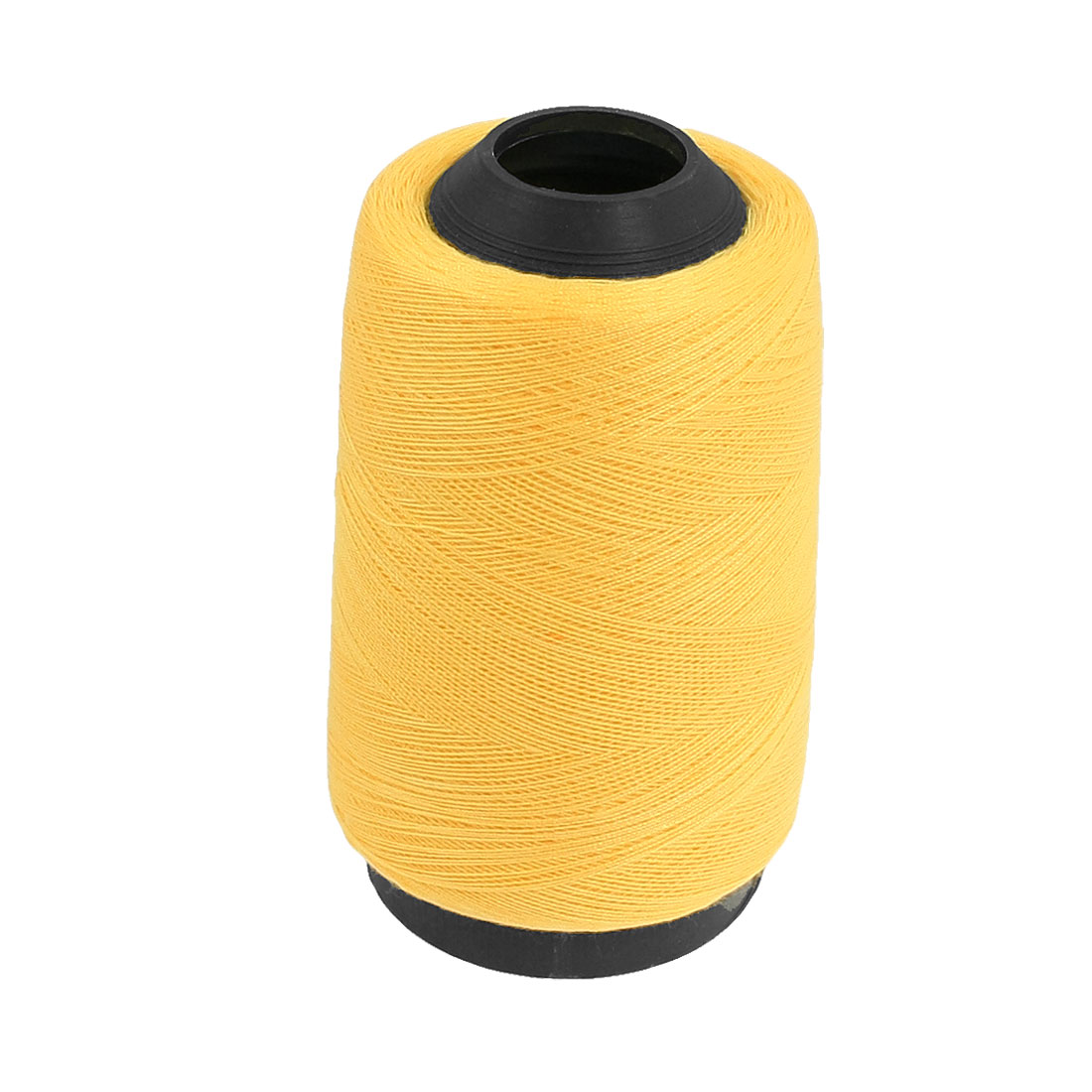 Embroidery Machine Sewing Quilting Thread String Spool Yellow