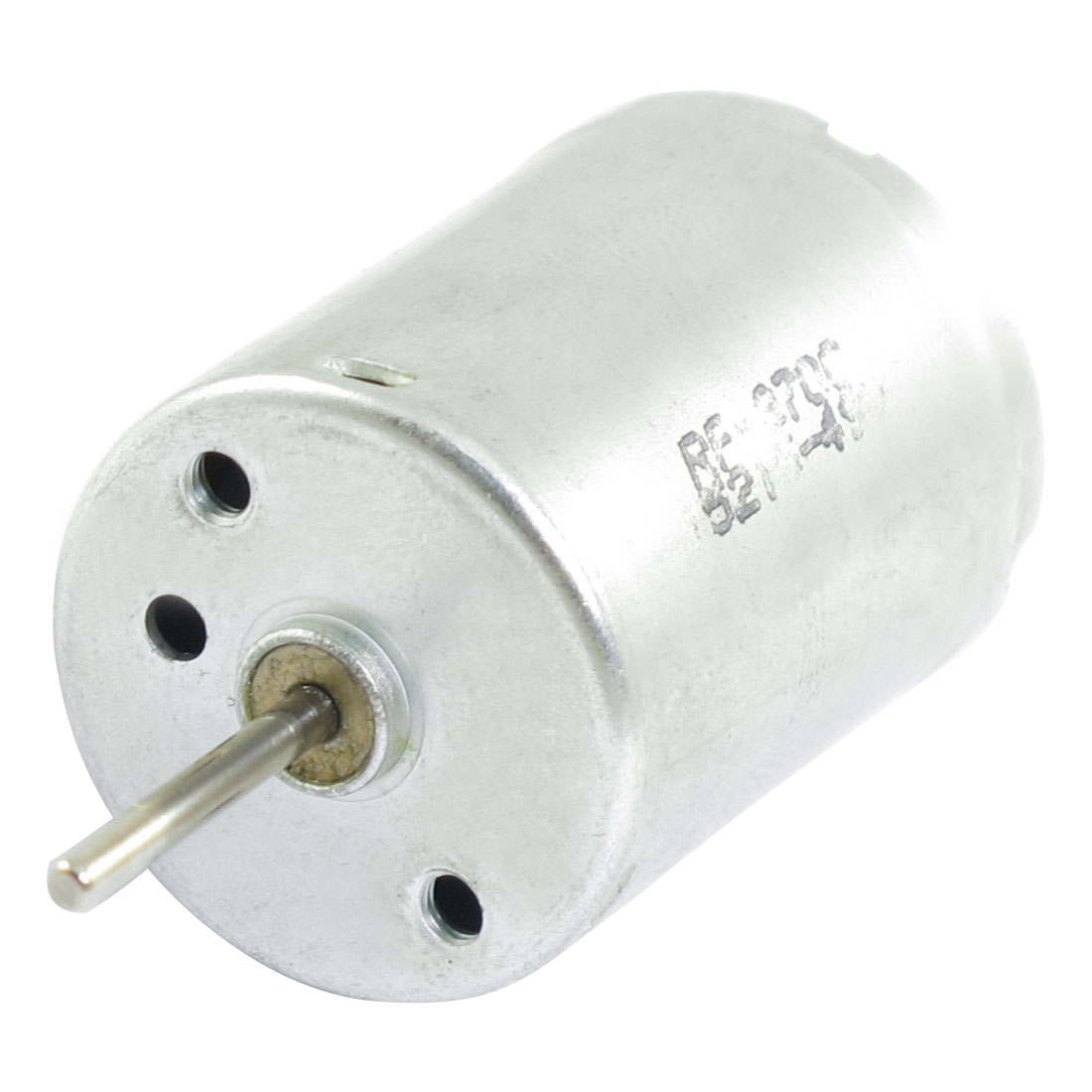 DC 9V 6760RPM Rotary Speed 2 Pin 2P Terminals Electric Mini Motor