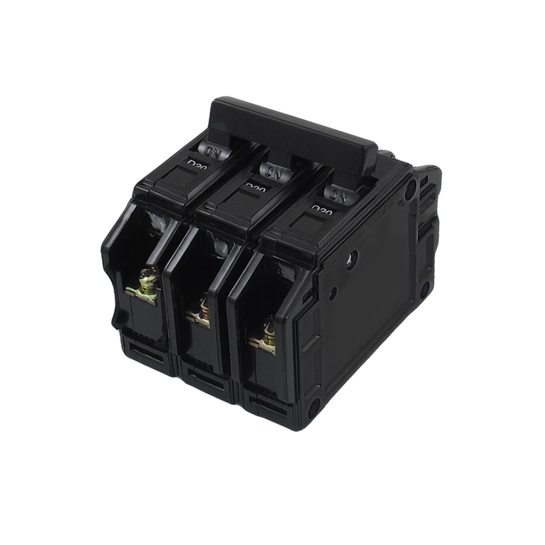 AC 220V/380V 20A Three Poles 3P MCCB Moulded Case Circuit Breaker