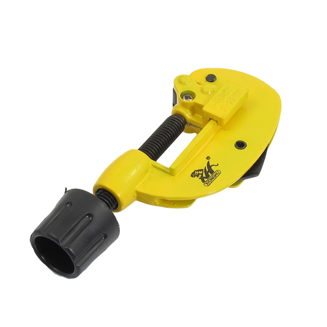 "Yellow Metal 3-28mm 1/8""-1 1/8"" Cutting Pipe Tube Cutter Tool 5.3"""