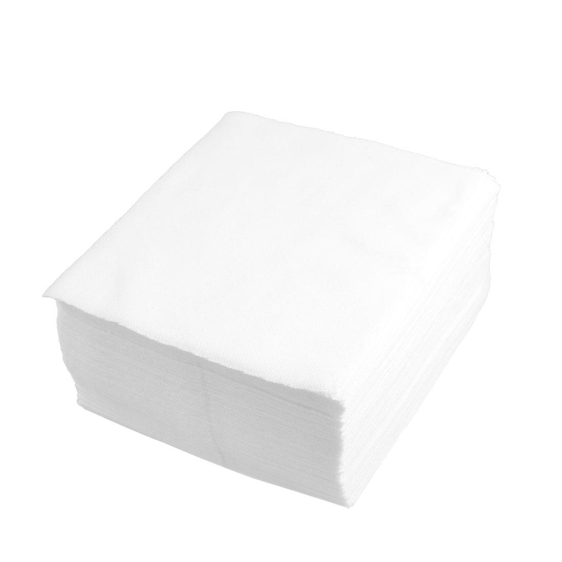 "150 Pcs 6"" x 6"" Cleanroom Wiper Dustless Cloth IC PCB Cleaner"