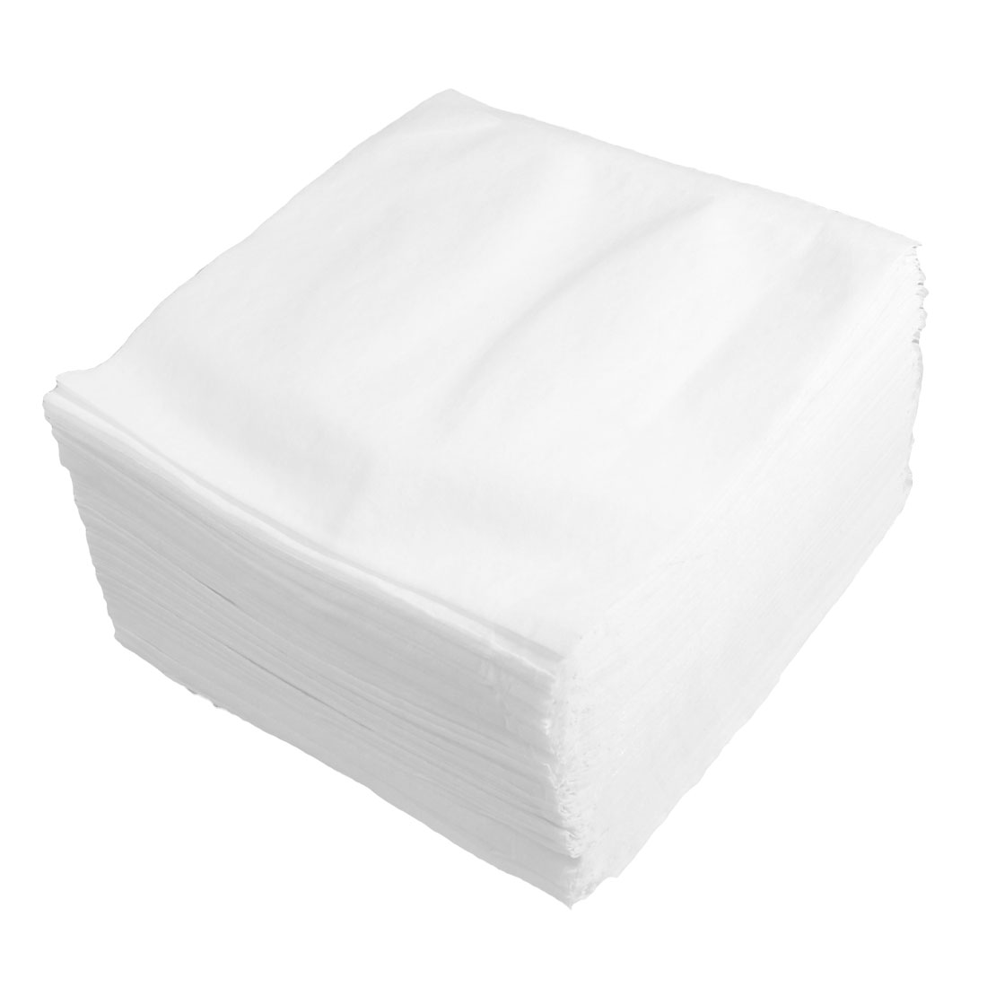 "280 Pcs Antistatic White Non-woven Clean Cleanroom Wipers 4"" x 8"""