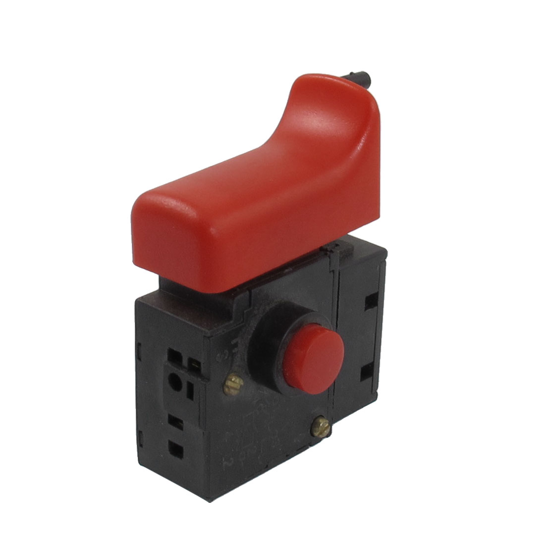 AC 250V 6A Lock On Red Case Trigger Switch for Bosch 10RE Electric Drill