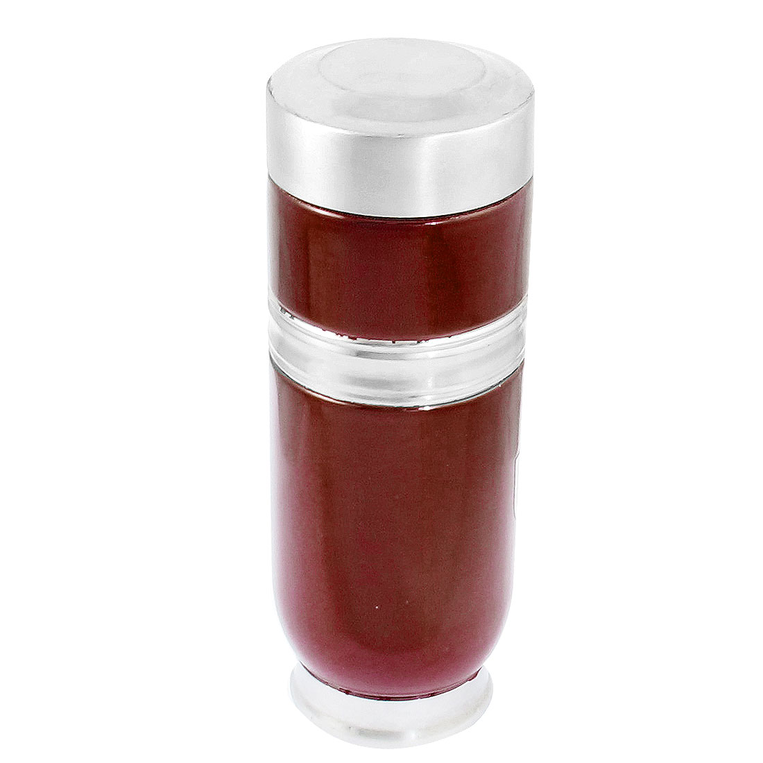 Red Shell Vacuum Double Stainless Steel Coffee Thermo Bottle 360ml