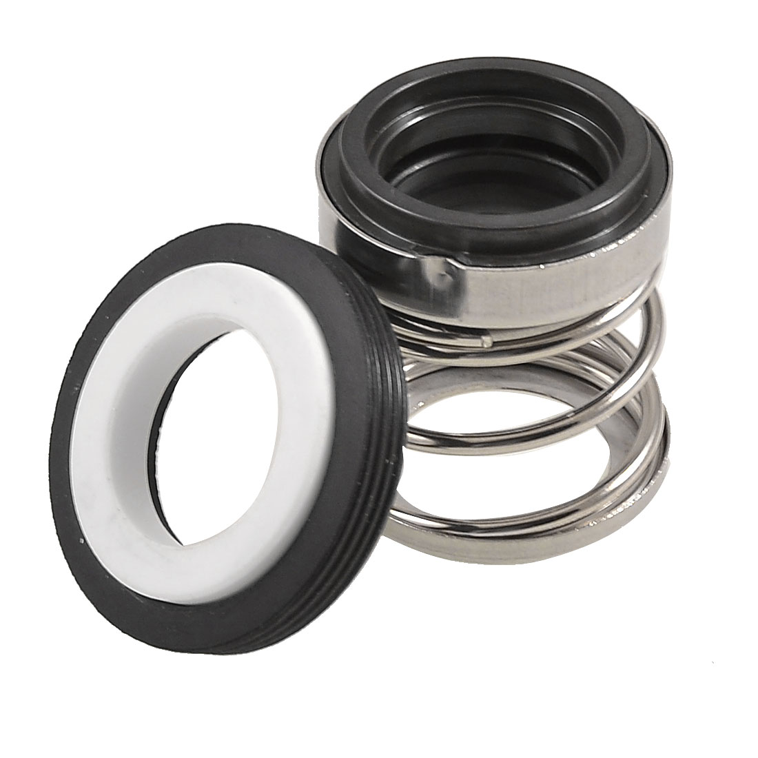 Rubber Bellows Ceramic Rotary Ring 21mm Pump Mechanical Seal
