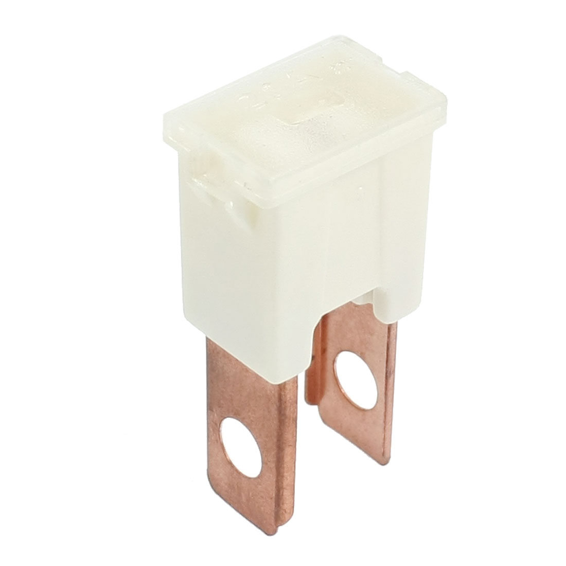 Plug in 20A White Straight PAL Slow Blow Fuse for Car