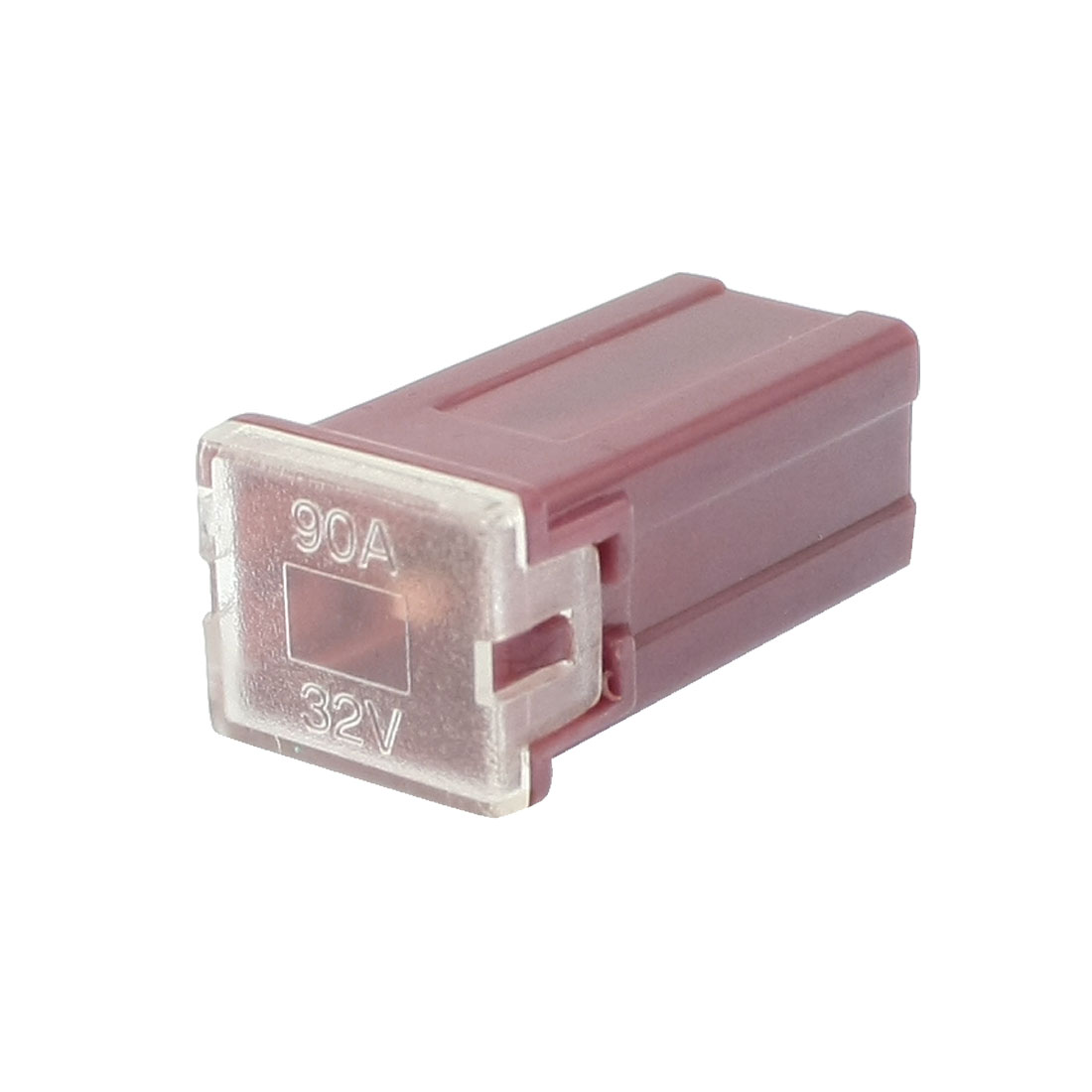 Auto Car Purple Pacific Type Slow Blow Mini Female PAL Fuse 90A