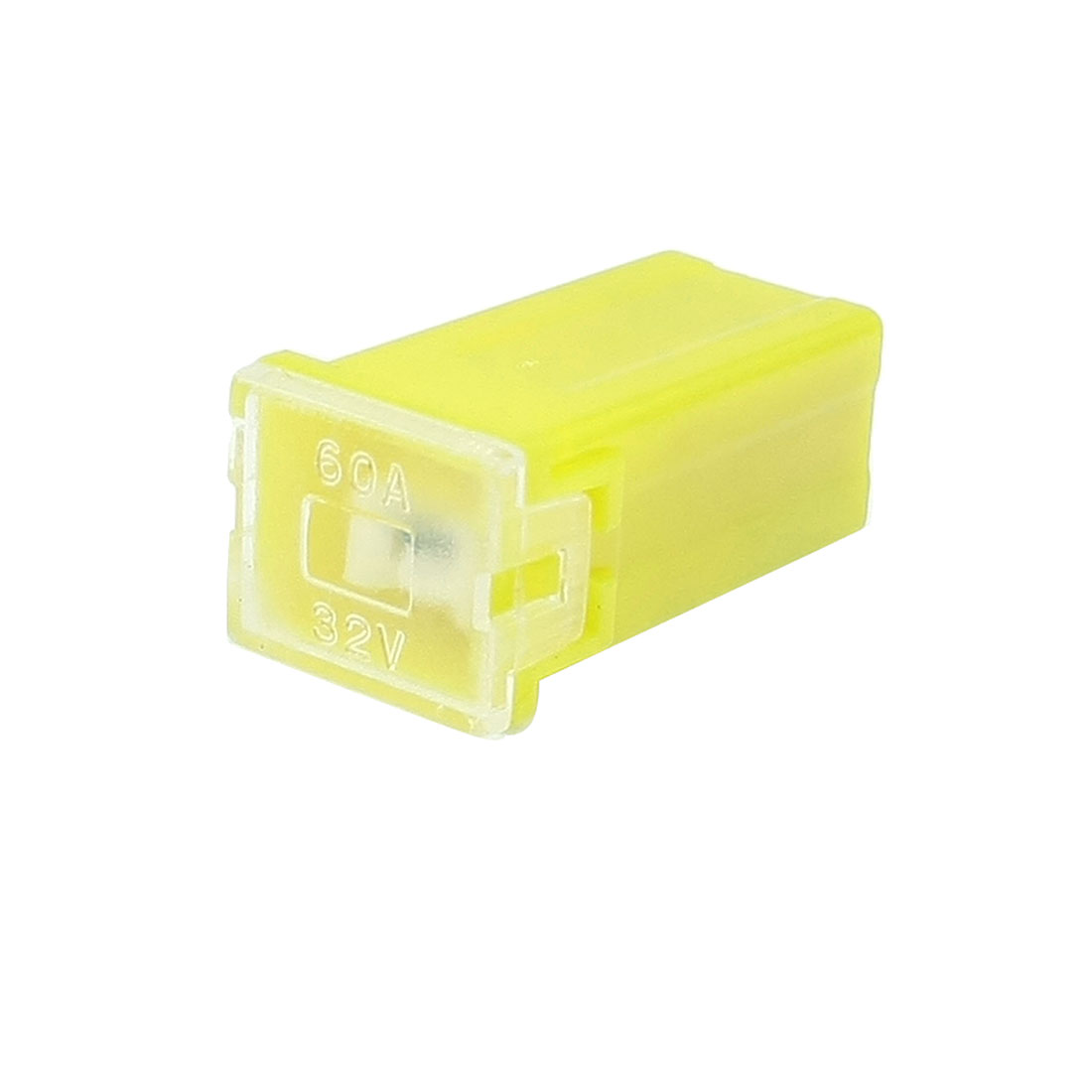 PAL Pacific Auto Link Slow Blow Mini Female Fuse Yellow 60A