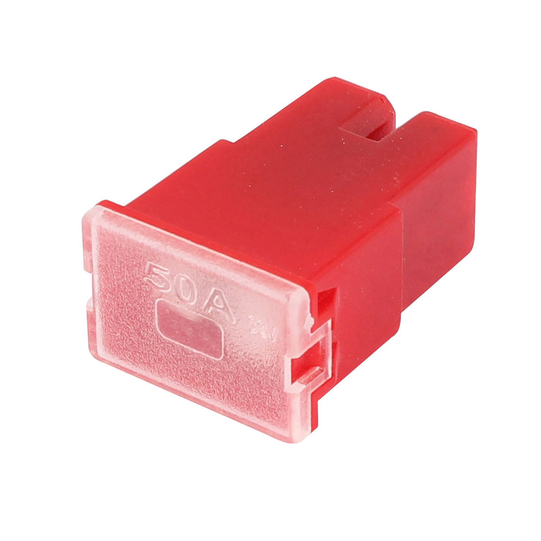 Red Female Slow Blow PAL Pacific Auto Link Fuse 50A