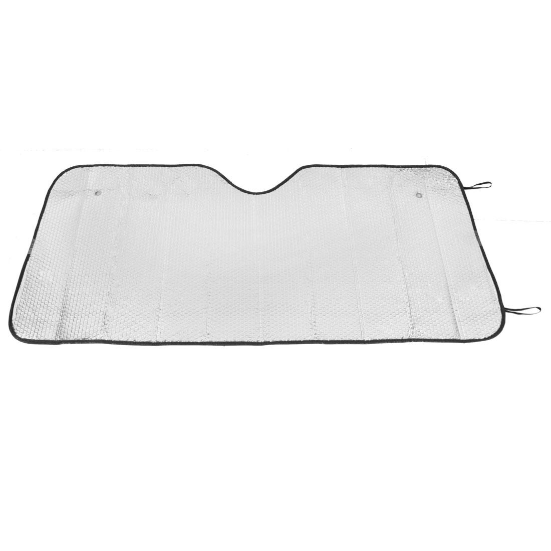 "Foldup Aluminum Foil Vehicle Car Shield Sunshade 50"" x 23.4"""