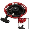 Patio Lawn Garden Tool Hand Pull Rope 168F Engine Motor Recoil Starter Assembly