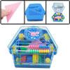 Blue Watch Decor Child Intelligence Training Abacus Jigsaw Puzzle Toy