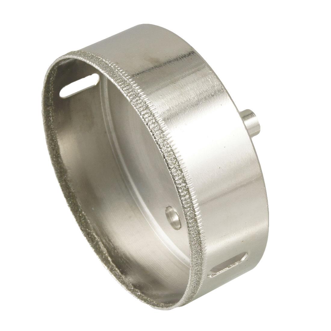 90mm Diameter Hole Saw Drill Bit Cutter for Glass Ceramic Tile