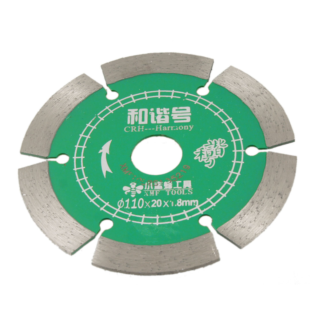 Tile Stone Cutting Wheel109mm x 20mm x 1.8mm Diamond Disc Saw Cutter