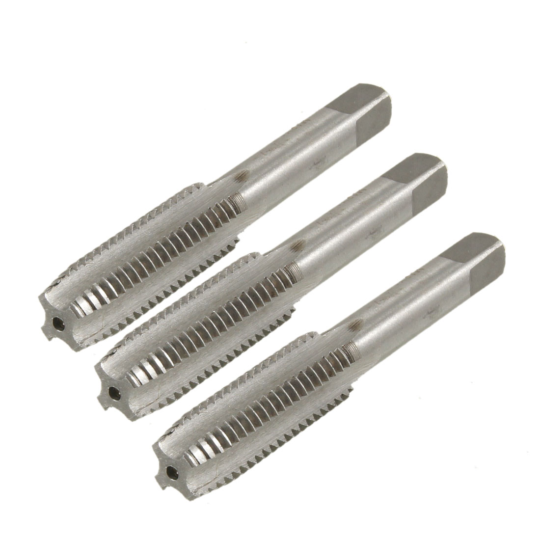 3 Pcs 12mm x 1.75mm Taper and Metric Tap M12 x 1.75mm Pitch
