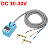 SN04-N2 NPN NC 4mm Inductive Proximity Sensor Switch 3-Wire DC 10-30V 1.2M Cable