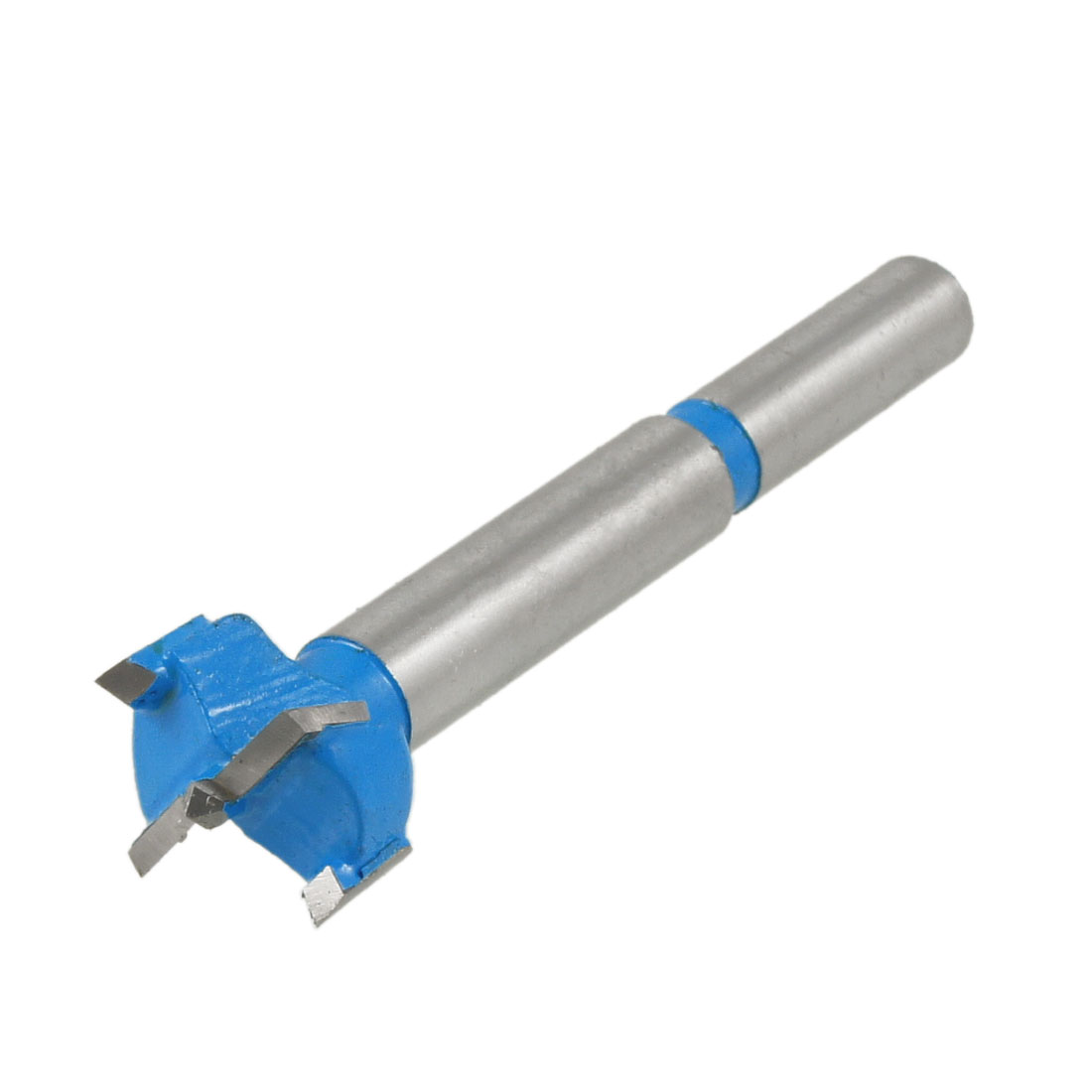 Carbide Tipped Hinge 19mm Diameter Blue Gray Boring Bit Drill Tool