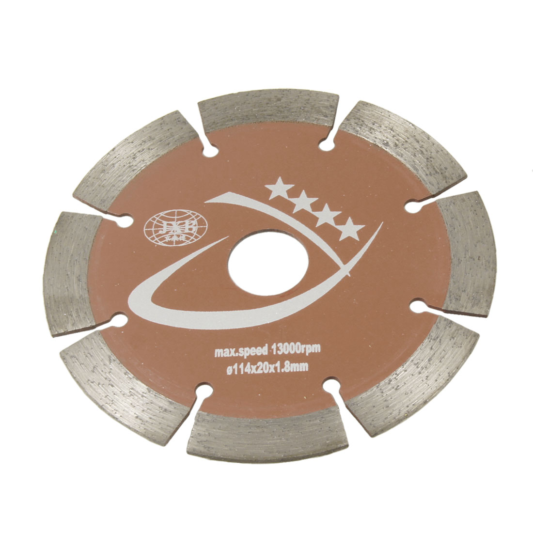 114mm x 20mm x 1.8mm Diamond Circular Crack Disc Saw Cutter for Tile Stone