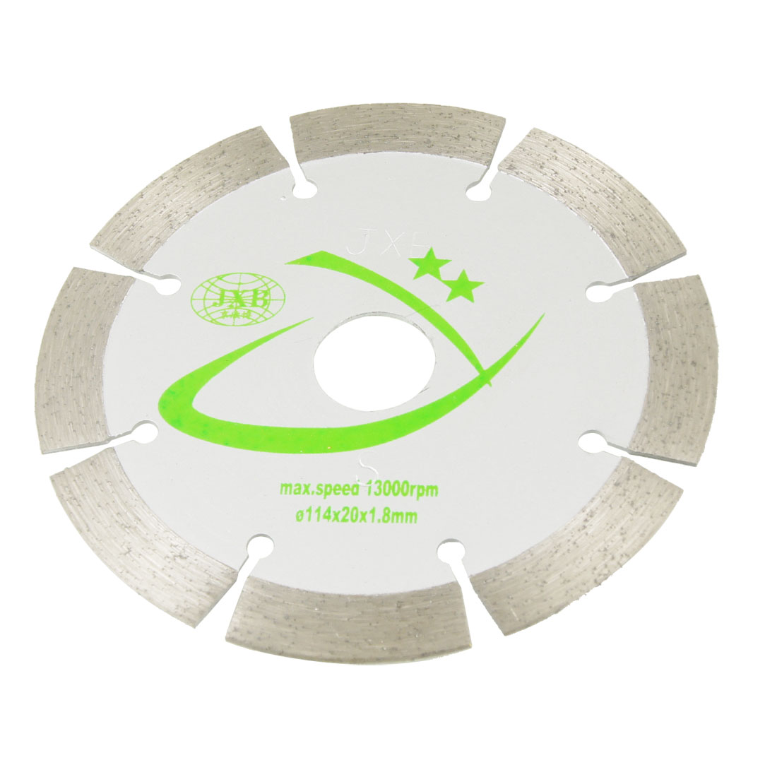 114mm x 21mm x 1.8mm Tile Cutting Wheel Diamond Saw Cutter