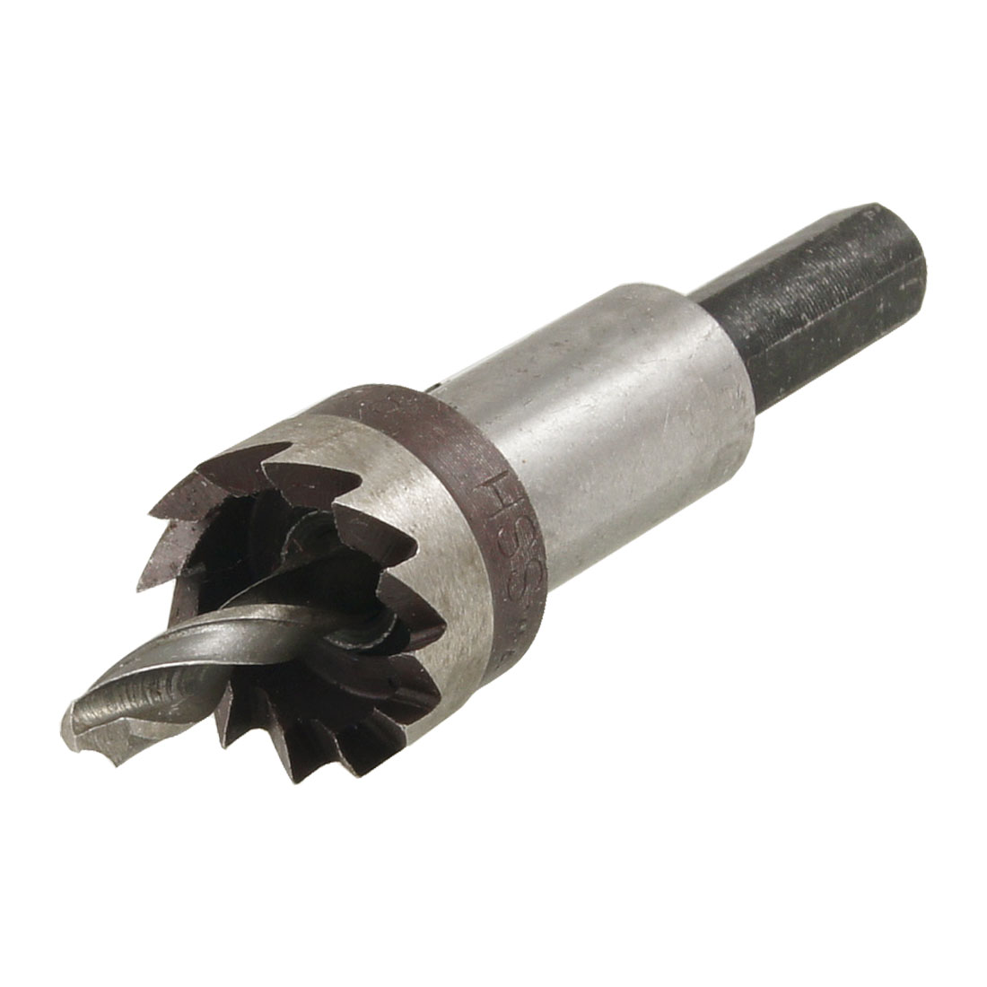 5mm Twist Drill Bit Iron Cutting Cutting 18mm Dia Iron Hole Saw