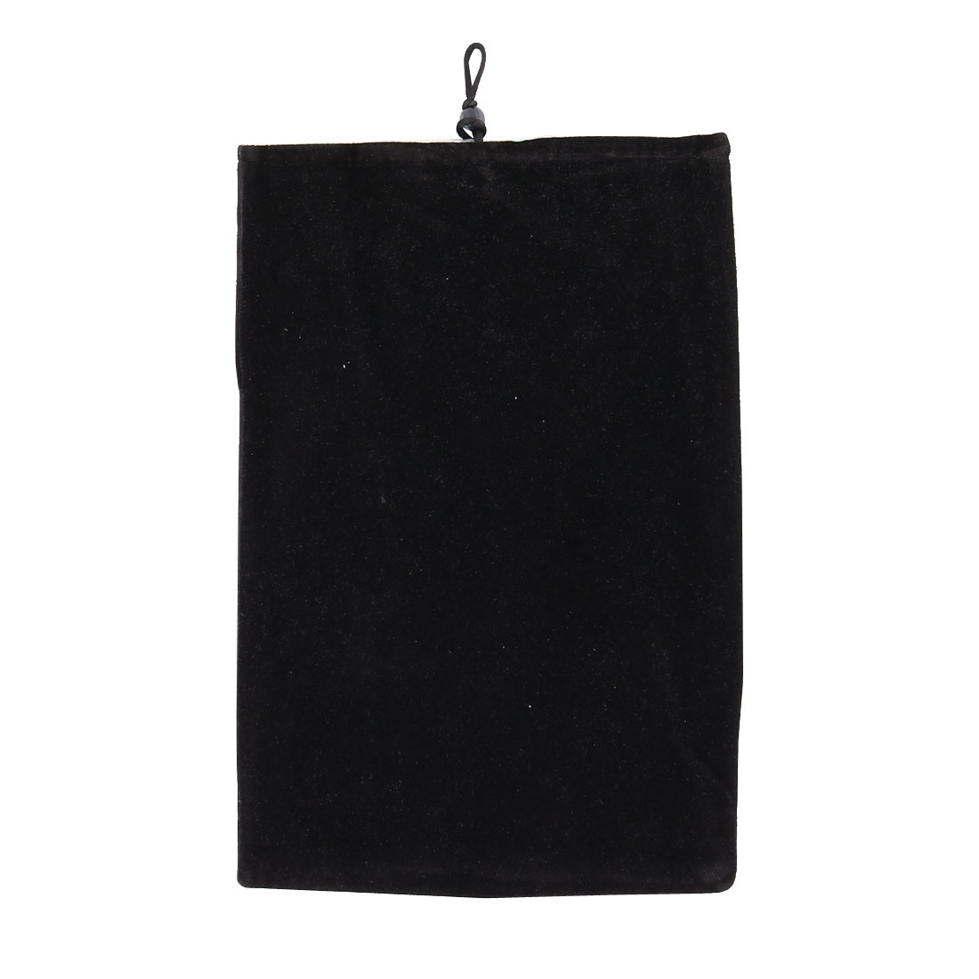 "9.7"" 10"" 10.1"" Android Tablet Velvet Pouch Bag Sleeve Case Holder Black"
