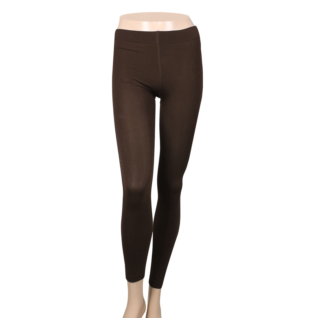 Women Winter Warm Sexy Footless Stretch Skinny Pants Tights Leggings XS