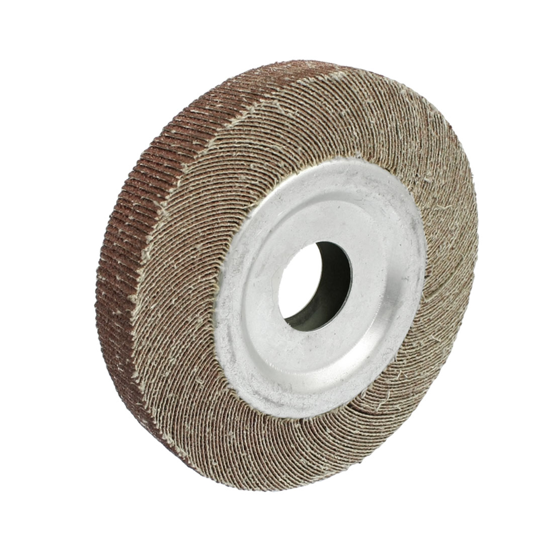 120mm Diameter 80# Polishing Flap Wheel Disc for Stainless Steel