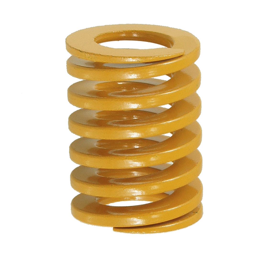 Orange 30mm x 17mm x 40mm Metal Tubular Section Mould Die Spring
