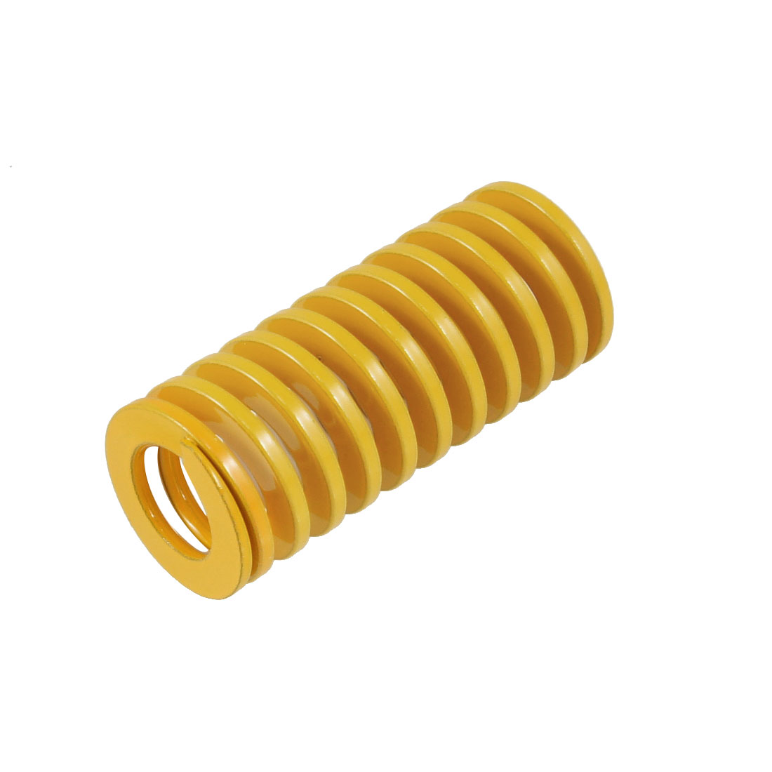 Orange 30mm x 17mm x 70mm Metal Tubular Section Mould Die Spring