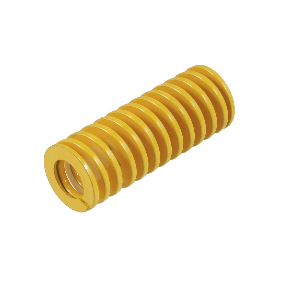 Orange 30mm x 17mm x 80mm Metal Tubular Section Mould Die Spring