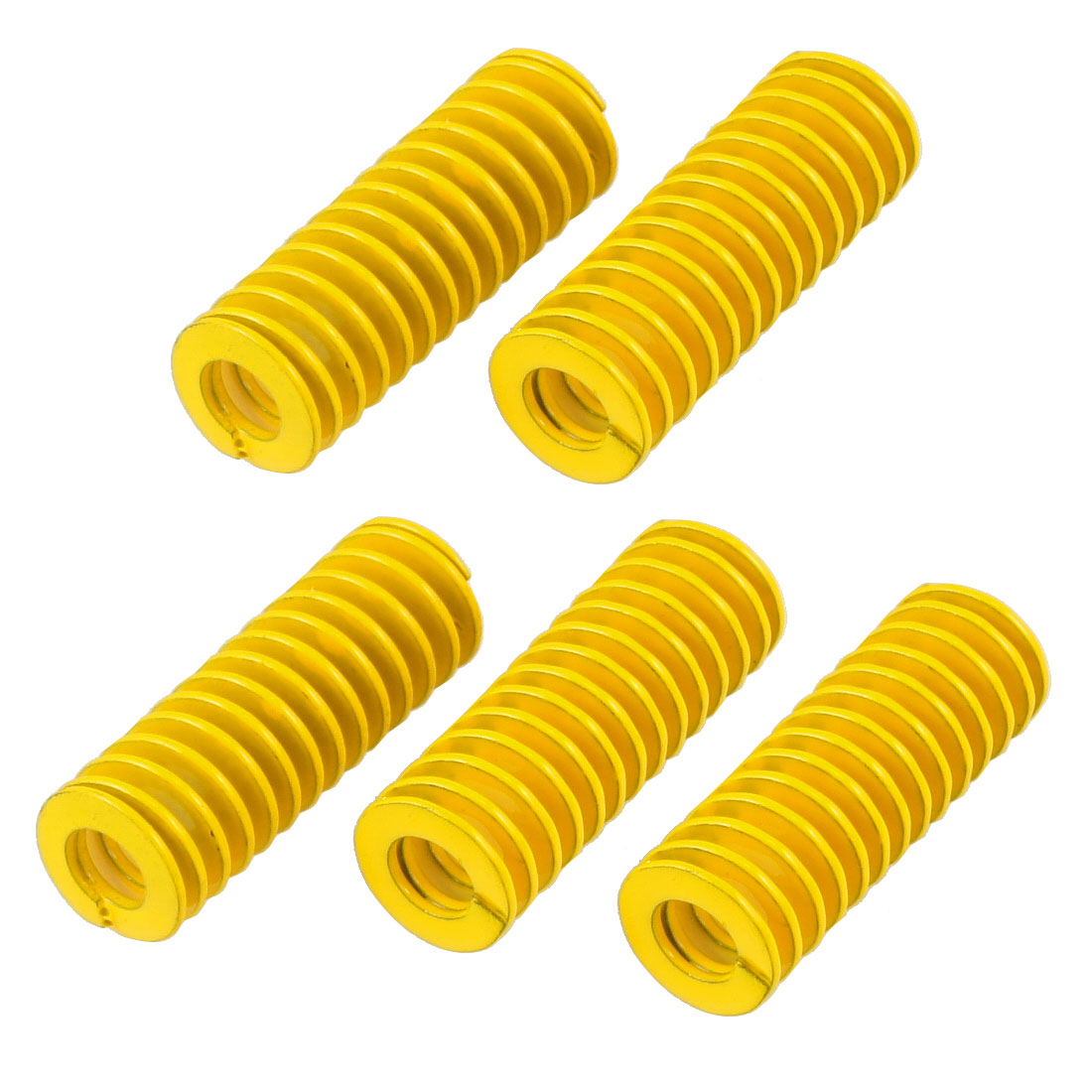 5 Pcs 16mm x 8mm x 45mm Spiral Metal Stamping Compression Die Spring