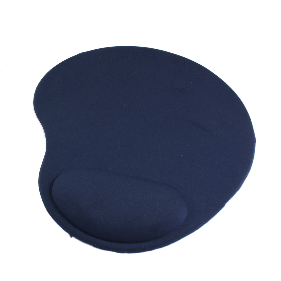 Home Office PC Computer Wrist Rested Soft Mouse Pad Blue