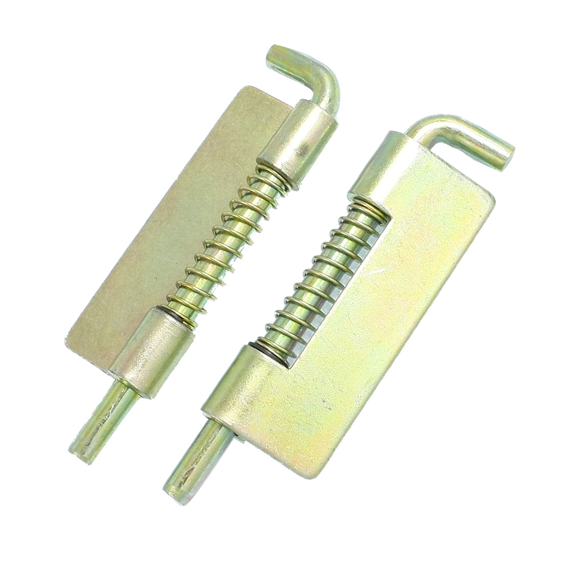 2 Pieces Single Lever Spring Loaded Door Latches Bolt