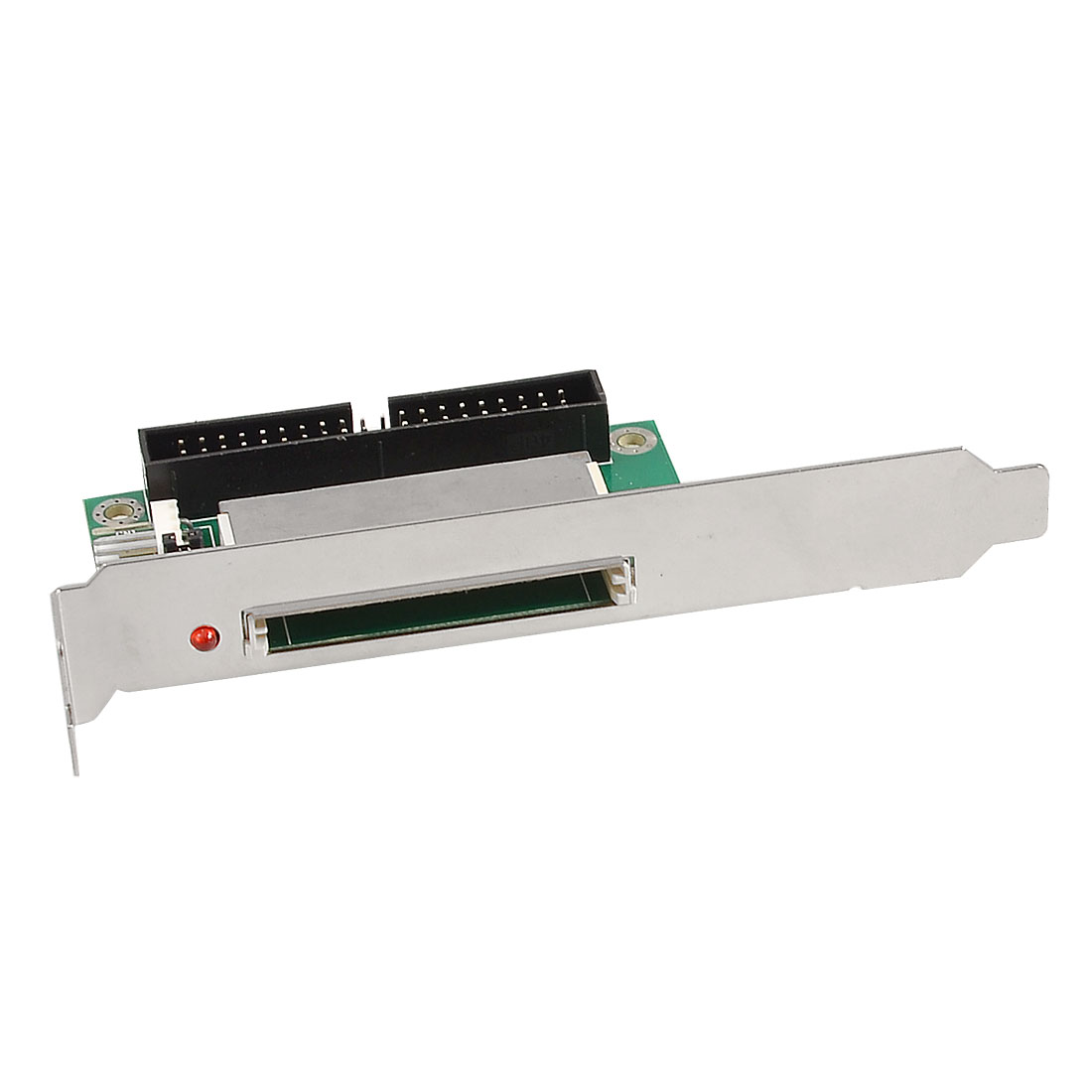 CF Compact Flash to IDE 39 Pin Male Adapter w PCI Bracket
