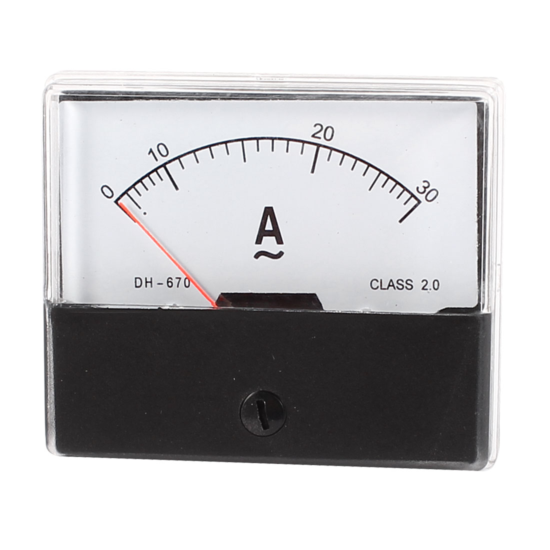 Current Analog Panel Meter Ammeter Measuring Tool AC 30A